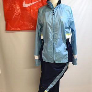 Nike jacket and pants set.